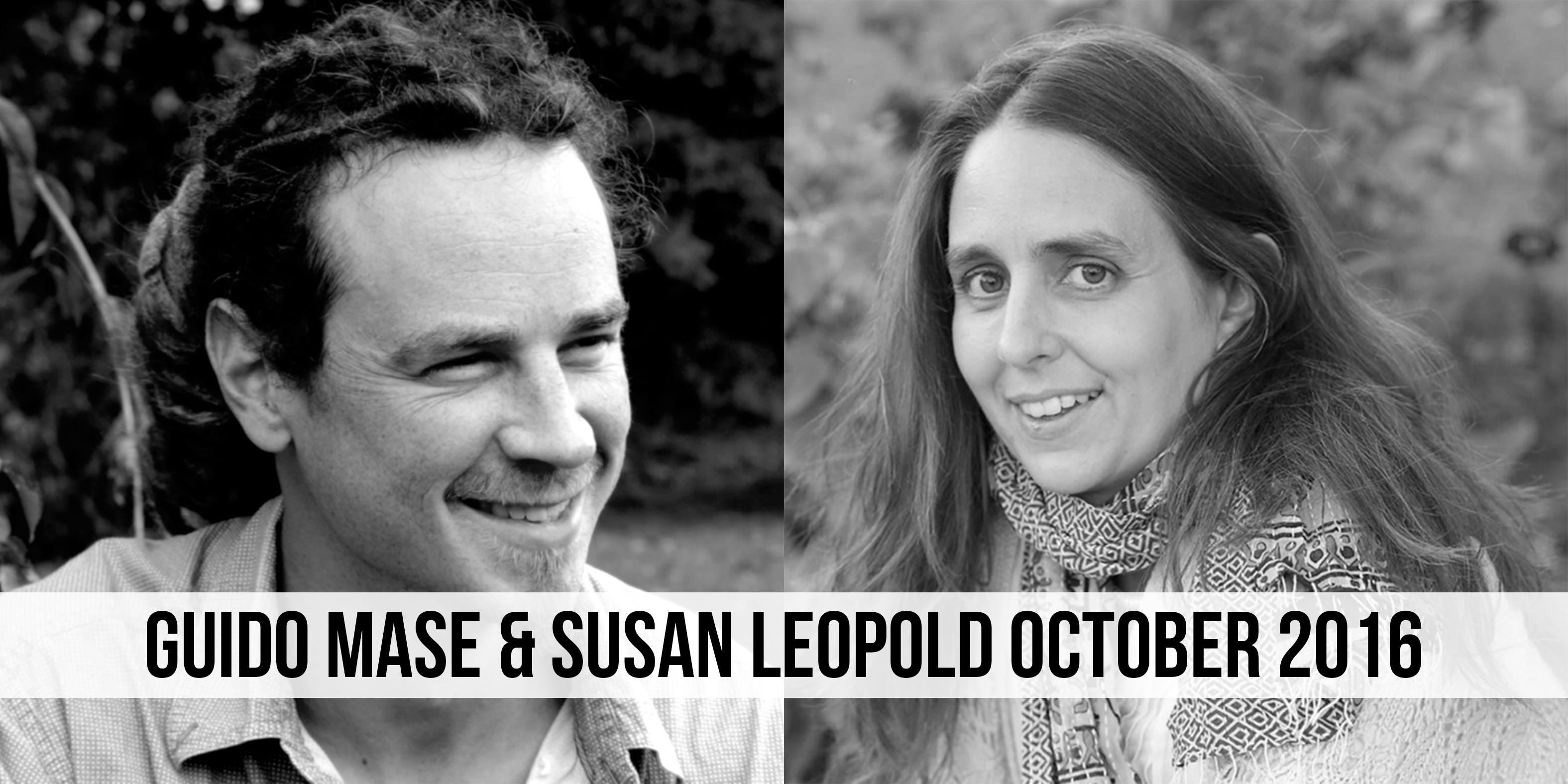 Guido Mase and Susan Leopold