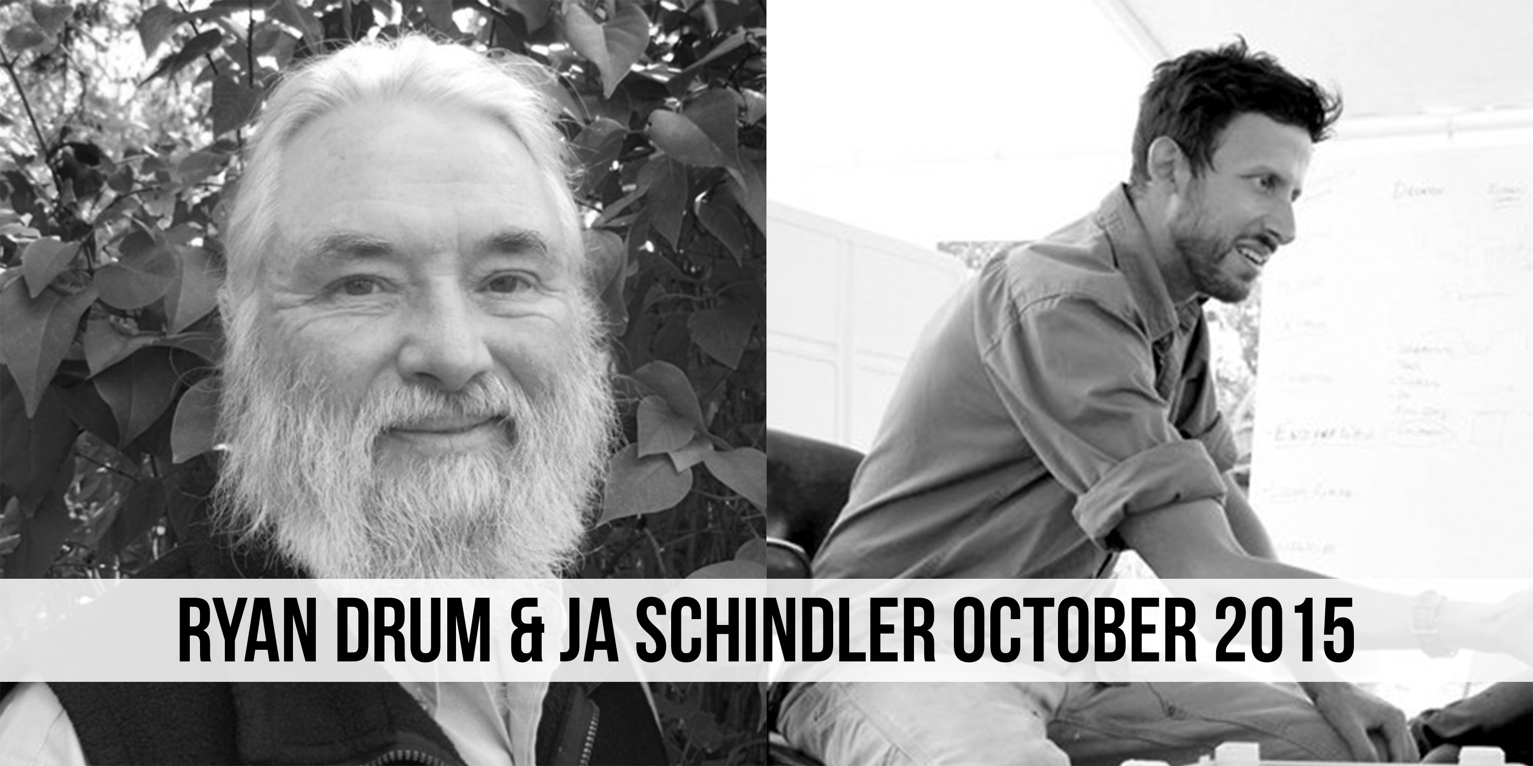 Ryan Drum and Ja Schindler