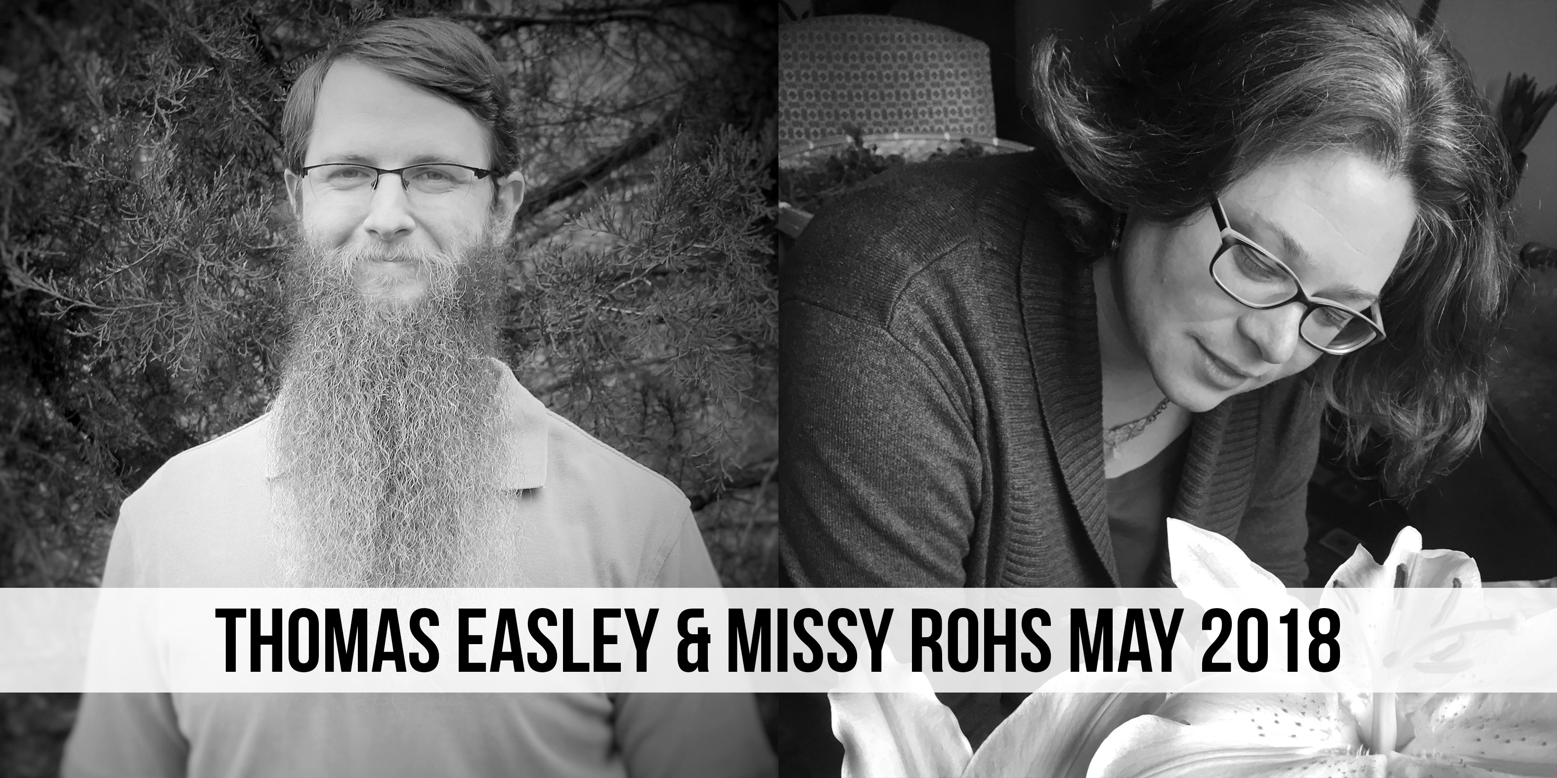 Thomas Easley and Missy Rohs