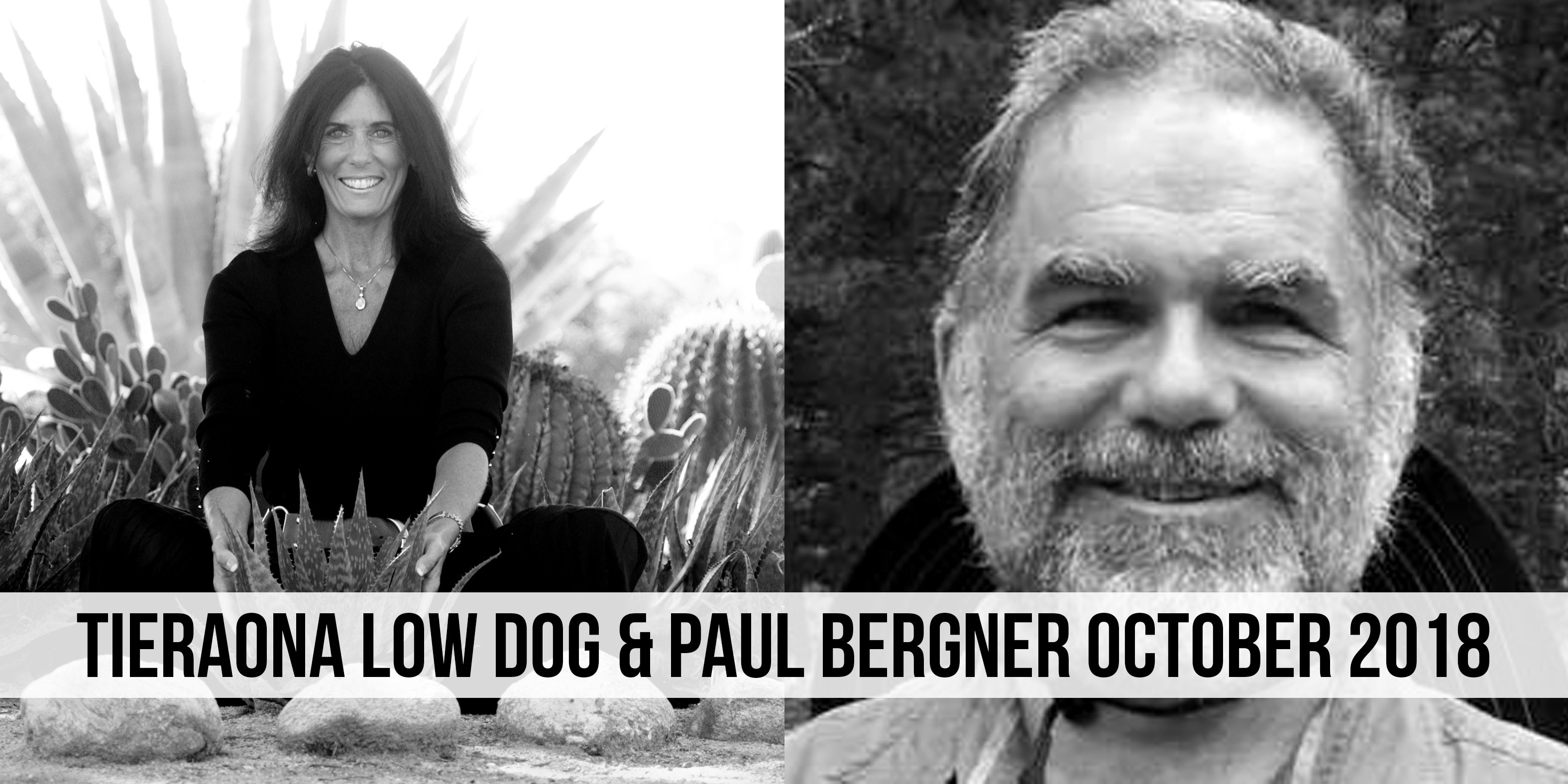 Tieraona Low Dog & Paul Bergner